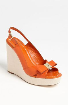 kate spade new york 'devi' wedge sandal