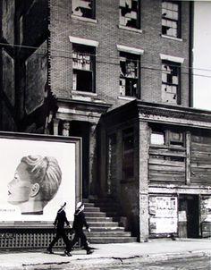 Brooklyn, 1947, André Kertész.