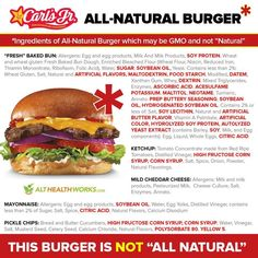 """Carl's Jr. Rolls Out First Grass-Fed Burger, But is It as """"All"""" """"Natural"""" as They Claim?"""