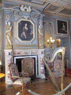 France - Vallée de Loire - Cheverny Loir-et-Cher - Le Château