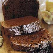 Chocolate Banana Bread, Recipe from Cooking.com