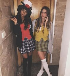 Pin for Later: 40+ DIY Costumes Every College Student Can Pull Off Cher and Dionne
