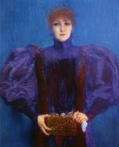 """""""Sarah Bernhardt in Lorenzaccio. Walter Spindler (British, Oil on panel. Never afraid to tackle a male role, Bernhardt made the role of Lorenzaccio one of the most definitive of. Italian Actress, Vintage Hollywood, Hollywood Divas, Belle Epoque, Traditional Art, Muse, Illustration, Painting, Portraits"""