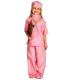 Jr. Doctor Scrubs Costume