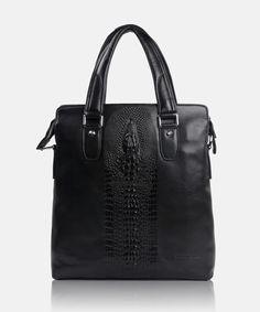 Giorgio Agnelli men's genuine leather bag GA 8353-2 Black #leather #menbag #bags #leatherbags #menfashion #fashion Leather Bag, Black Leather, Men's Fashion, Bags, Moda Masculina, Handbags, Mens Fashion, Man Fashion, Fashion Men