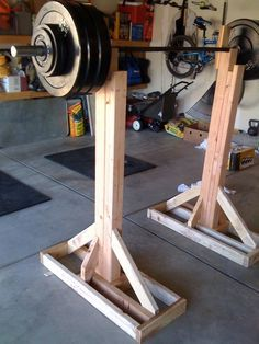 homemade home gym - Buscar con Google