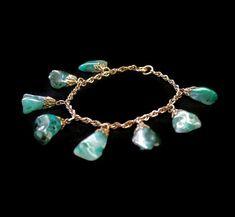 Signed Lambert Charm Bracelet Vintage 1940/'s 1950/'s Art Deco Rare Designer Jewelry Arc De Triomphe of France Bull Fighter Big Ben