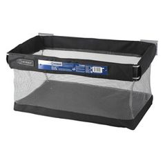 Kobalt 24-in x 12-in Mesh Basket (Maybe for on the porch to keep winter stuff in one and sports stuff in another?) ($19.98 at Lowes.com)