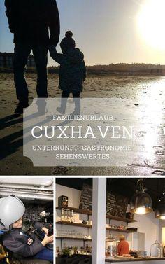 Cuxhaven bietet Familienurlaub mit tollen Spa�bad, Strand, leckeren Restaurants, Cafes und sogar einer Kaffeerösterei. Was man neben Watt und Alte Liebe noch so alles erkunden kann, davon berichten wir. Inklusive Ahoi Bad und Aeronauticum, Leuchtfeuer und