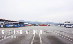 Getting around South Korea – a two year break