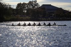 8 + 1 on the Charles River