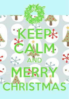 keep calm and merry christmas created with keep calm and carry on for ios - When Was Christmas Created