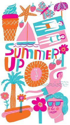#SummerUp