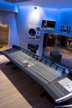 Life Studios, Rome - FM Design - Recording Studio Design