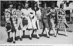 Week four!! Women in the 1940's, all about makeup and feminism. My two favorite things! Please read, like, comment, and share. Until next week, stay curious.