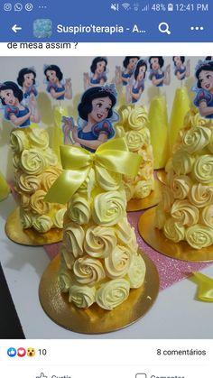 Disney Themed Cakes, Disney Cakes, Cupcake Piping, Creative Birthday Cakes, Dessert Boxes, Meringue Cookies, Diy Cake, Cookie Designs, Party Treats