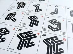 'The more you know the freer you are to generate ideas'. Leonardo Sonnoli's Wri-things  #TypeSystemGrid  via @MuirMcNeil