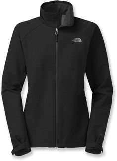 Womens Winter Cycling Jacket // The North Face RDT Softshell Jacket - Women's