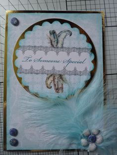 Handmade by Claire Lorraine: Craftwork cards Venetian Collection 4