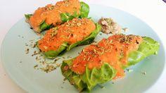 Vegspiration - Blog de inspiración vegana: Canelones de acelgas crudiveganos con salsa de tomate y zanahoria