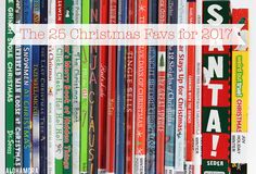 Alohamora: Open a Book: My 25 Favorite Christmas Books for 2017 {picture books} My 25 Christmas Favs for 2017.  The bests Christmas books, and my favorite, this holiday season. Festive. Kid Lit. Picture Books. Read Alouds. Great Read. Fun books. Books for all ages. Great books. My favs. Alohamoraopenabook Alohamora Open a Book http://alohamoraopenabook.blogspot.com/ book list