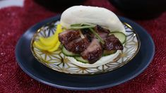 Honey glazed char siu BBQ pork is a traditional Chinese recipe that has oyster and hoisin sauce, pork, ginger and honey. Supper Recipes, Chef Recipes, Pork Recipes, Asian Recipes, Savoury Recipes, Chinese Recipes, Recipies, Brunch Appetizers, Char Siu