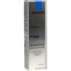 ROCHE POSAY Redermic C Augen Creme:   Packungsinhalt: 15 ml Creme PZN: 09773198 Hersteller: L Oreal Deutschland GmbH Preis: 17,53 EUR…