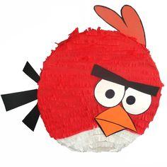 ΧΕΙΡΟΠΟΙΗΤΗ ΠΙΝΙΑΤΑ ANGRY BIRDS Angry Birds, Party, Parties
