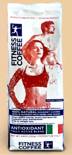 fitness coffee- Interesting... I tend to be a coffee snob. Not sure about this.
