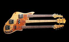 Chris Squire's legendary three-headed Wal Bass.