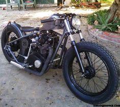 Yamaha xs 650 bobber