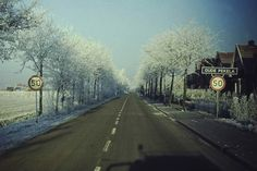 Wedderweg winter 1978/1979