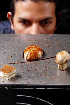 Chef Akrame Benallal Chefs, Inspirational, Dish