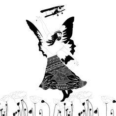 489dsn Butterfly Girl Butterfly Girl, Batman, Superhero, Drawings, Fictional Characters, Art, Art Background, Kunst, Sketches