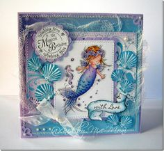LOTV - Little Mermaid 1 - http://www.liliofthevalley.co.uk/acatalog/Stamp_-_Little_Mermaid_1.html