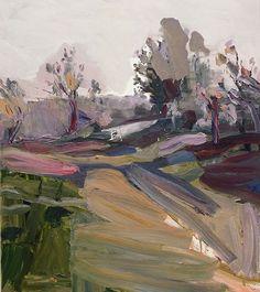 © Guy Maestri ~ The end no.5 ~ 2013 oil on linen at Olsen Irwin Gallery Sydney Australia