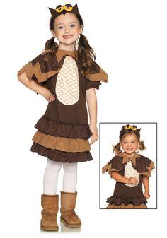 Owl Costumes - Owl Halloween Costumes