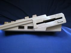 Amiga 600 from the side