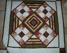 patchwork centre de table