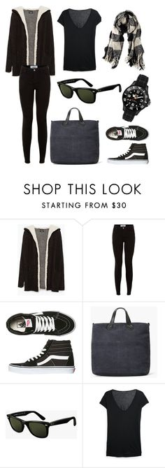 """""""Untitled #84"""" by andifromearth on Polyvore featuring Zara, Vans, MANGO, Ray-Ban and American Eagle Outfitters"""