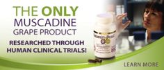 Get the scoop on clinical trials done on Nature's Pearl Muscadine Grape Seed Supplement.