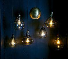 BePureHome Pure vintage hanglamp glas grijs - Grijs Light Bulb, Ceiling Lights, Lighting, Pendant, Vintage, Ideas, Home Decor, Style, Swag