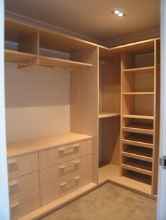 New bedroom wardrobe organization dream closets 69 ideas Master Closet Design, Walk In Closet Design, Closet Designs, Wardrobe Design Bedroom, Walk In Wardrobe, Bedroom Wardrobe, Closet Renovation, Closet Remodel, Bedroom Closet Storage