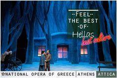 #NationalOpera #LyrikiSkini #Akadimias #Athens