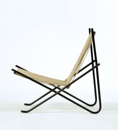 """Holscher"" Chair by Poul Kjaerholm image 5"