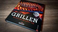 Napoleon Grills hat mit Andreas Rummel ein neues Grillbuch veröffentlicht. Es erwarten dich tolle Grill Rezepte, Tipps und Tricks rund um den Grill.