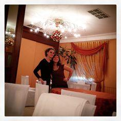 I preparativi a Capodanno!!! #capodanno2015 #ristorantecapodanno #hotelscoiattolo #ristorantescoiattolo #ristorantetorino