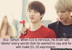 Exo Facts Awee D.O :3