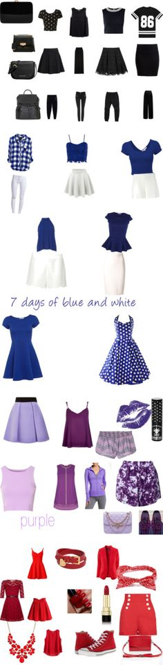 """Colors"" by emma-victoria-e on Polyvore"