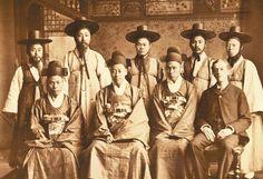 1883년 주미보빙사절단